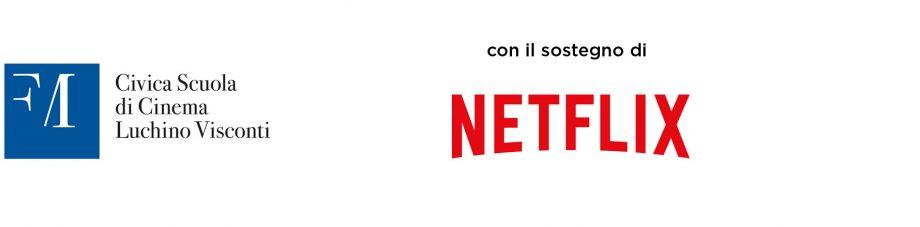 Scheda corso logo Civica Netflix sin