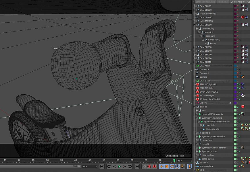 2 Modellazione E Animazione 3D Nel Cinema 4D