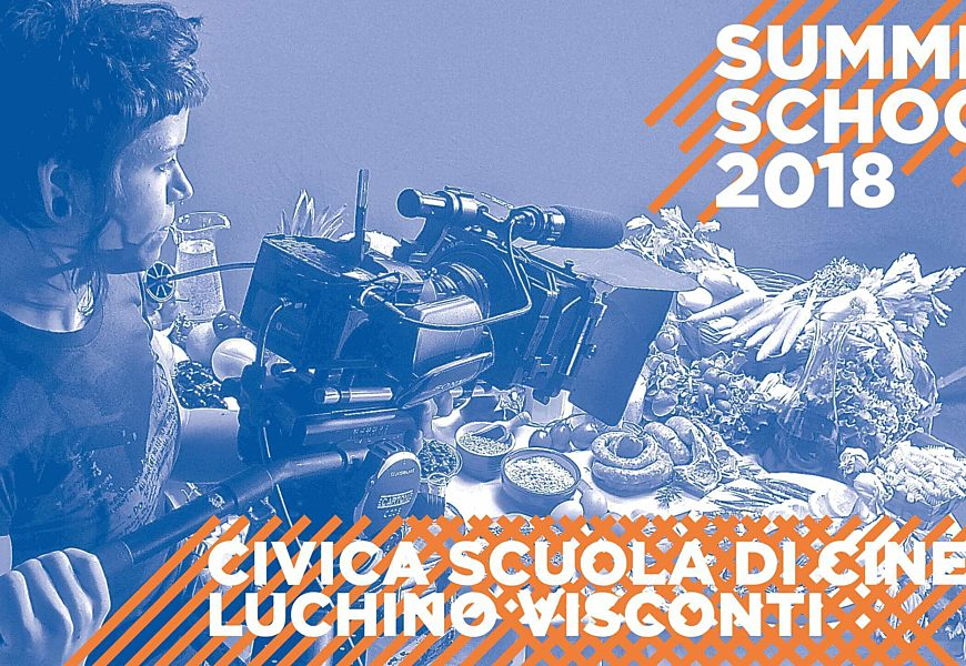 Corso Cinema Summer School 2018