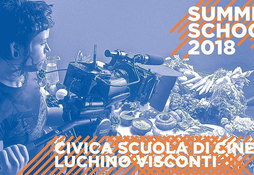 Corso Cinema Summer School 2018