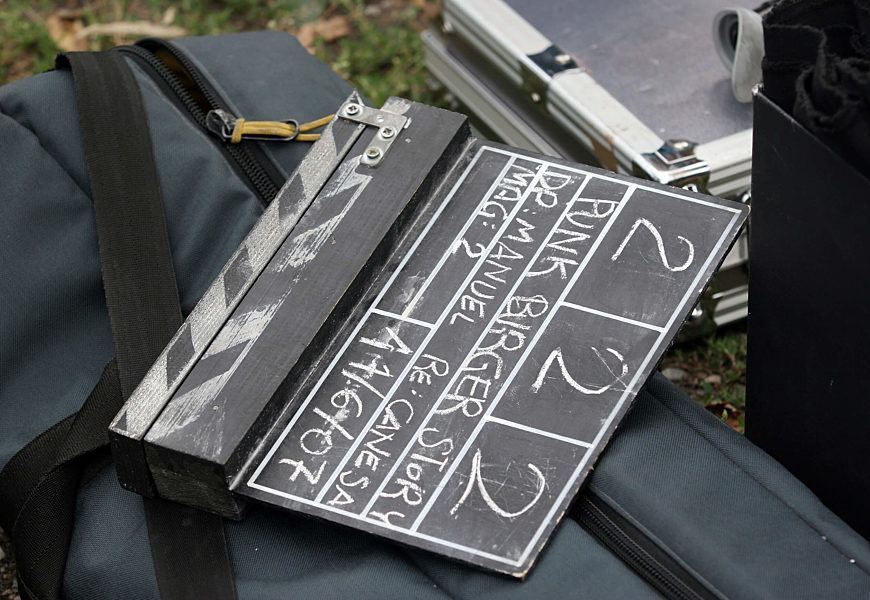 Corso Produzione Cinematografica