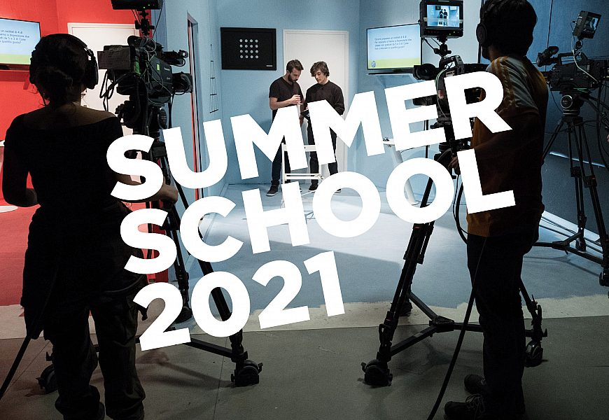 Summer school cinema 2021 CORSO