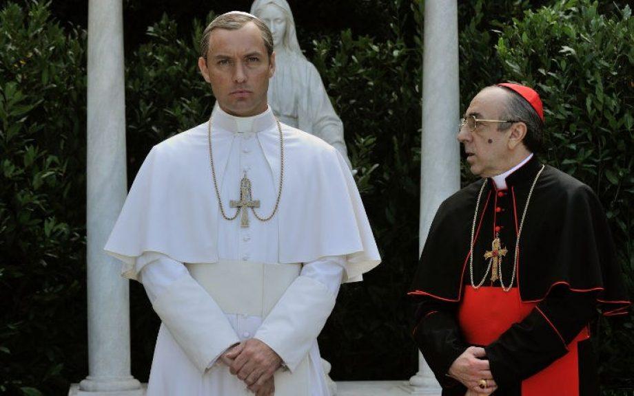 The New Pope  Foto Di Gianni Fiiorito