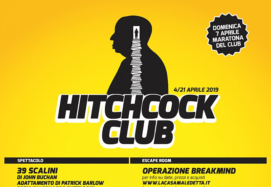 Dal 4 Al 21 Aprile Hitchcock Mania