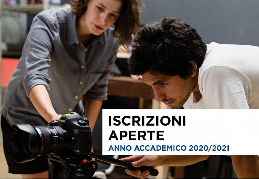 Cinema Iscrizioni 2020 169B