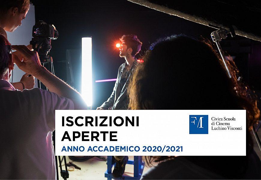 Cinema Iscrizioni 2020 169C