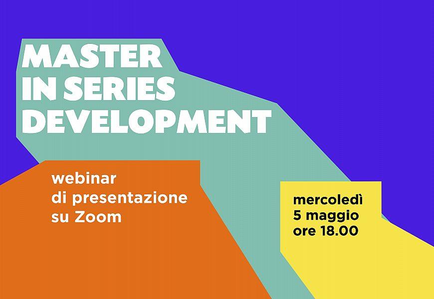 Master Series Development webinar