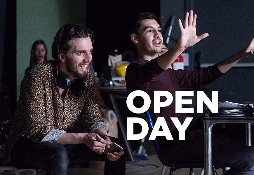 Open Day 2019 Set Spaceman