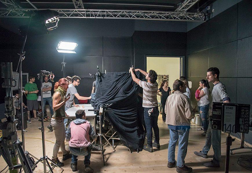 Set cinema