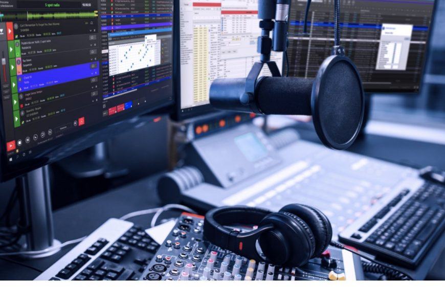 Studio radiofonico