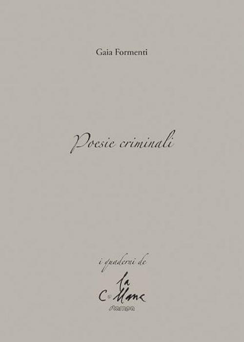 Poesi Criminali
