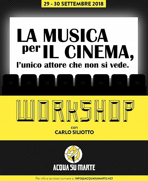 Workshop Carlo Silotto