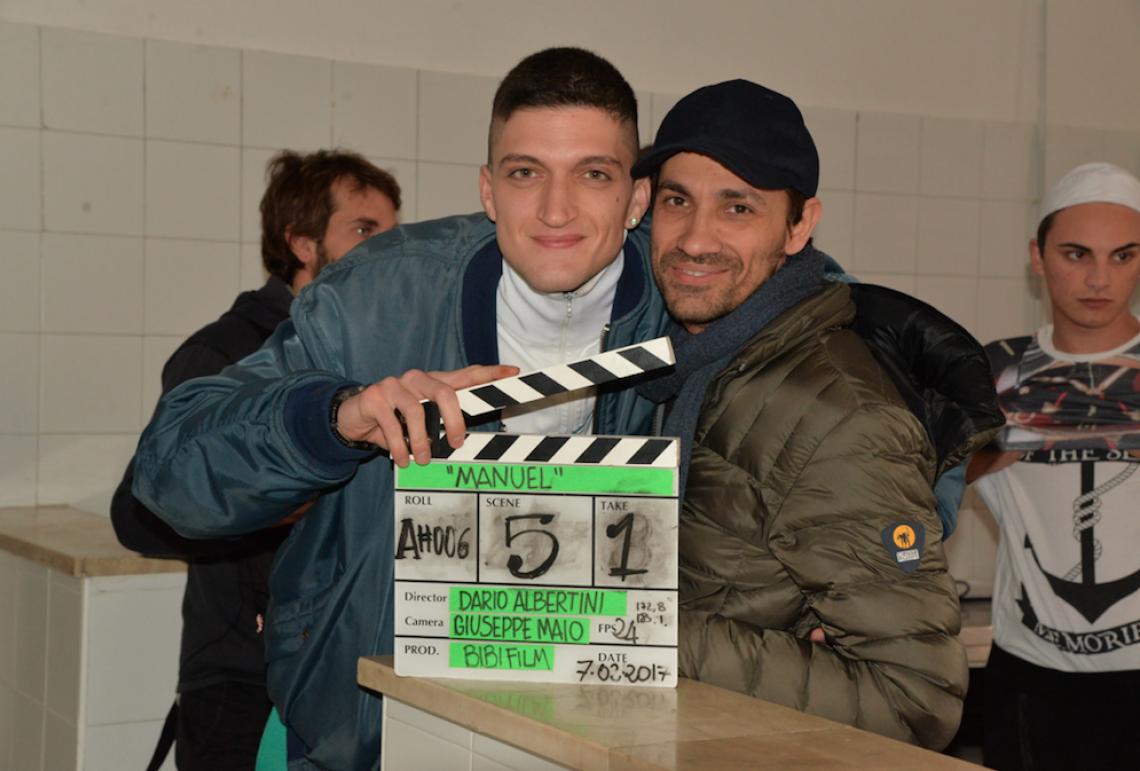 Manuel Film Dario Albertini