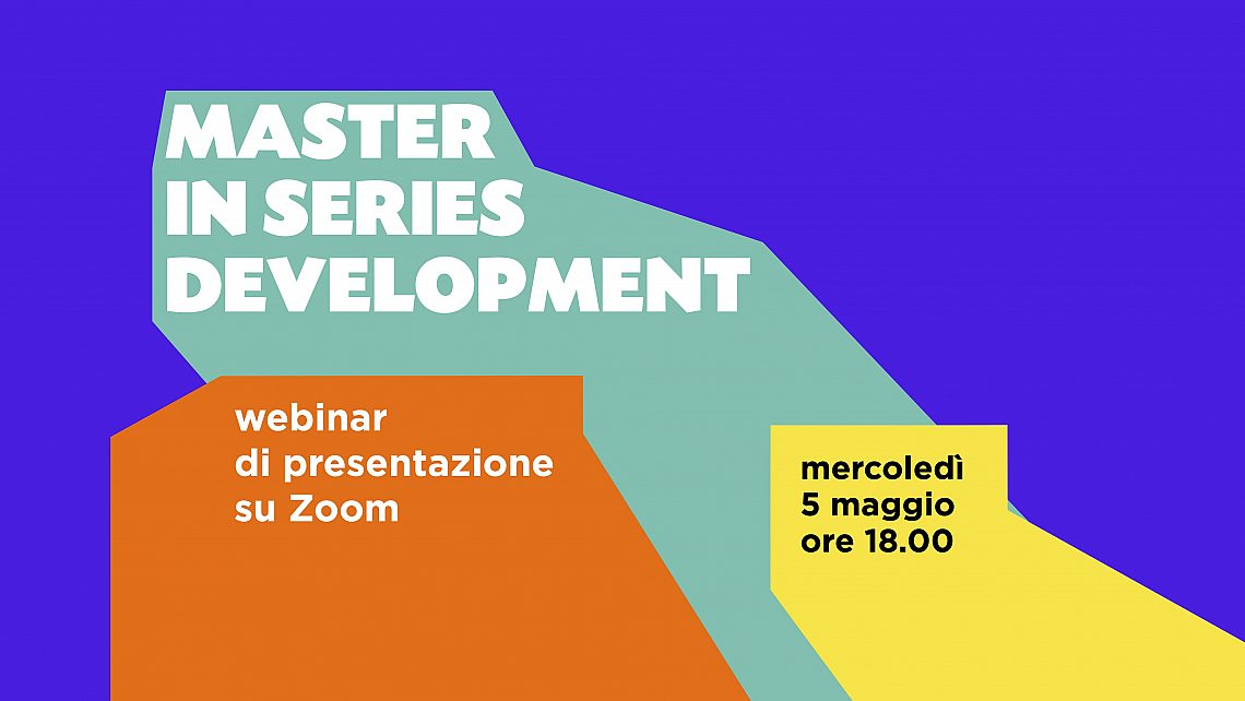 Master Series Development webinar