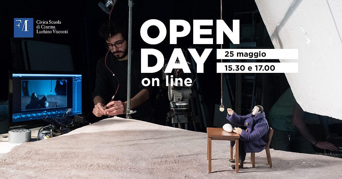 Open Day Cinema 2020 Sito Post