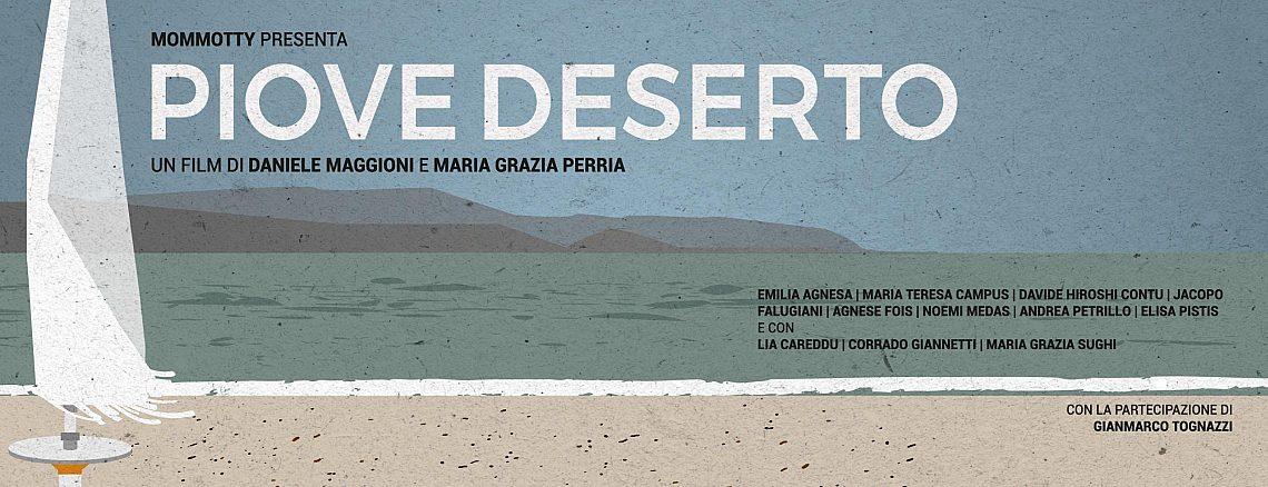Piove Deserto Scaled