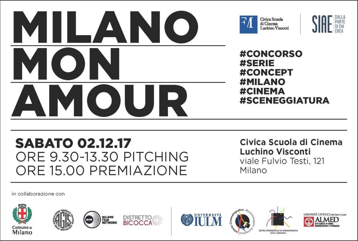 Premiazione Mon Amour Milano 2017