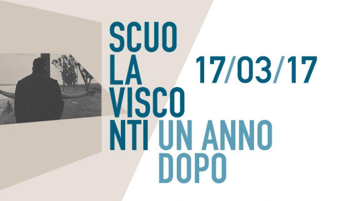 Scuola Visconti - Un anno dopo - 17 marzo 2017
