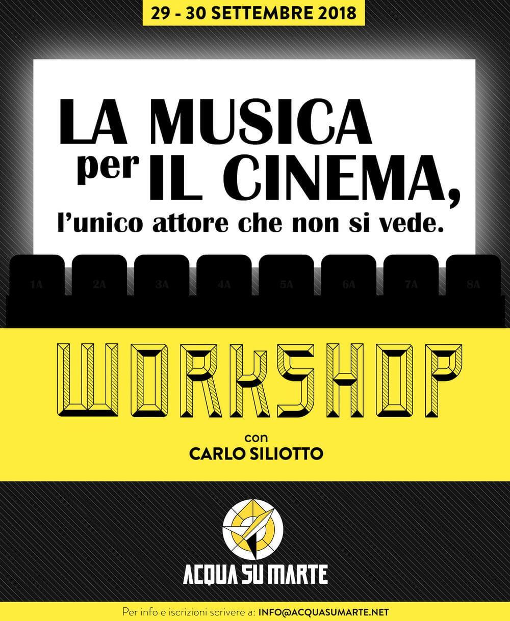 Workshop Carlo Silotto