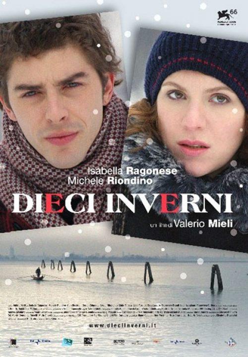 Locandina Dieci Inverni Film